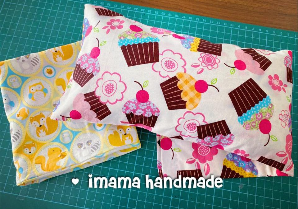 imama handmade baby beansprout pillows singapore